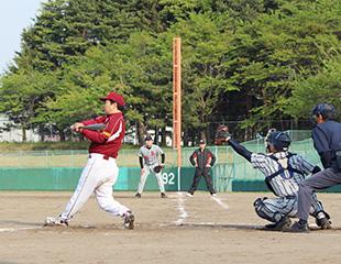 三沢市朝野球大会    イメージ